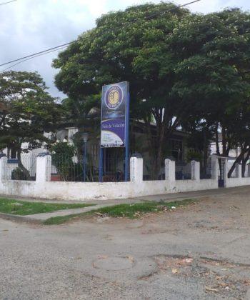Sala sede Buga
